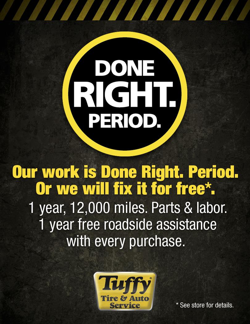 Tuffy Car Service