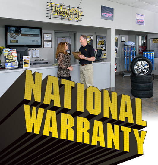 National Warranty